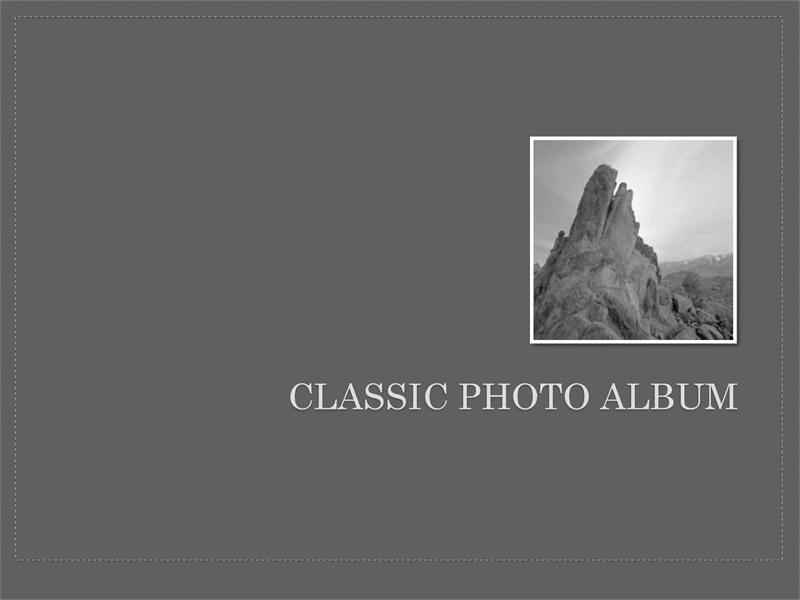 photo alubm
