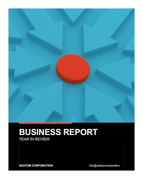 Bold business report