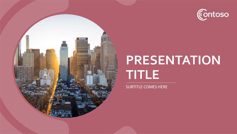 Rose suite presentation
