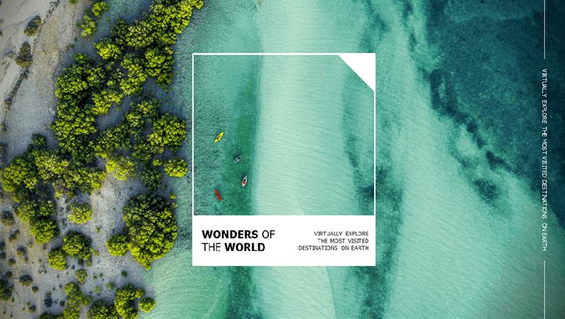 Virtual field trip