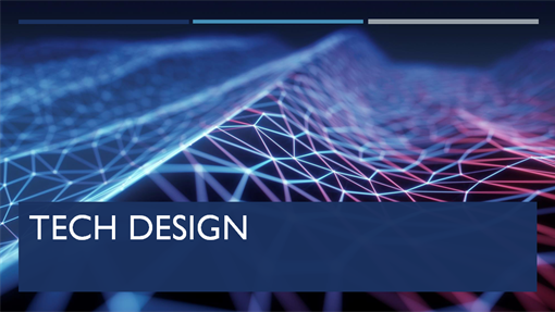 Tech Dividend design