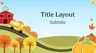 Fall fun education presentation (widescreen)