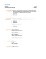 simple resume   templates   office comresume  functional design