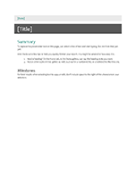free templates for office online   office comword template general report