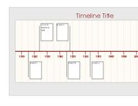 Timelines Office – Timeline Sample in Word