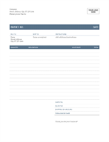 Sandiegolocksmithsus  Prepossessing Basic Invoice With Unit Price  Office Templates With Great Invoice Timeless Design With Lovely Commercial Invoice Terms Of Sale Also Paying An Invoice In Addition Printable Invoice Generator And Pages Invoice Templates Free As Well As Free Printable Invoice Maker Additionally Invoice Due From Templatesofficecom With Sandiegolocksmithsus  Great Basic Invoice With Unit Price  Office Templates With Lovely Invoice Timeless Design And Prepossessing Commercial Invoice Terms Of Sale Also Paying An Invoice In Addition Printable Invoice Generator From Templatesofficecom