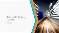 Business direction presentation (widescreen)