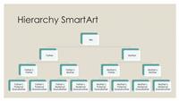 Family tree chart (gray, blue, widescreen)