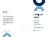 Brochure (Arc design)
