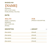 Reliefworkersus  Inspiring Invoices  Officecom With Engaging Invoice With Enchanting Invoice Pricing On New Cars Also Create Invoice In Excel In Addition Profoma Invoice And Create Invoice In Quickbooks As Well As Child Care Invoice Template Additionally New Car Dealer Invoice From Templatesofficecom With Reliefworkersus  Engaging Invoices  Officecom With Enchanting Invoice And Inspiring Invoice Pricing On New Cars Also Create Invoice In Excel In Addition Profoma Invoice From Templatesofficecom