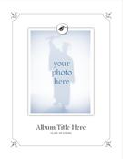 Graduation photo album (Formal design - color)
