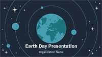Earth Day presentation