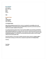 cover letter for functional resume - Download Template Resume