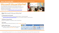 Mouse Mischief Place Value