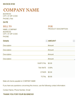 Reliefworkersus  Pleasing Invoices  Officecom With Inspiring Invoice With Cool Writing An Invoice For Freelance Work Also Automotive Invoicing Software In Addition Jeep Grand Cherokee Invoice Price And Easy Invoice Maker As Well As Word  Invoice Template Additionally Iphone Invoice App From Templatesofficecom With Reliefworkersus  Inspiring Invoices  Officecom With Cool Invoice And Pleasing Writing An Invoice For Freelance Work Also Automotive Invoicing Software In Addition Jeep Grand Cherokee Invoice Price From Templatesofficecom