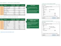 Data validation examples