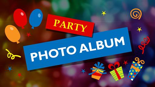 Party photo album