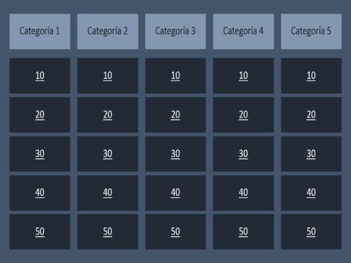 Concurso (fondo con preguntas y respuestas, pantalla panorámica)
