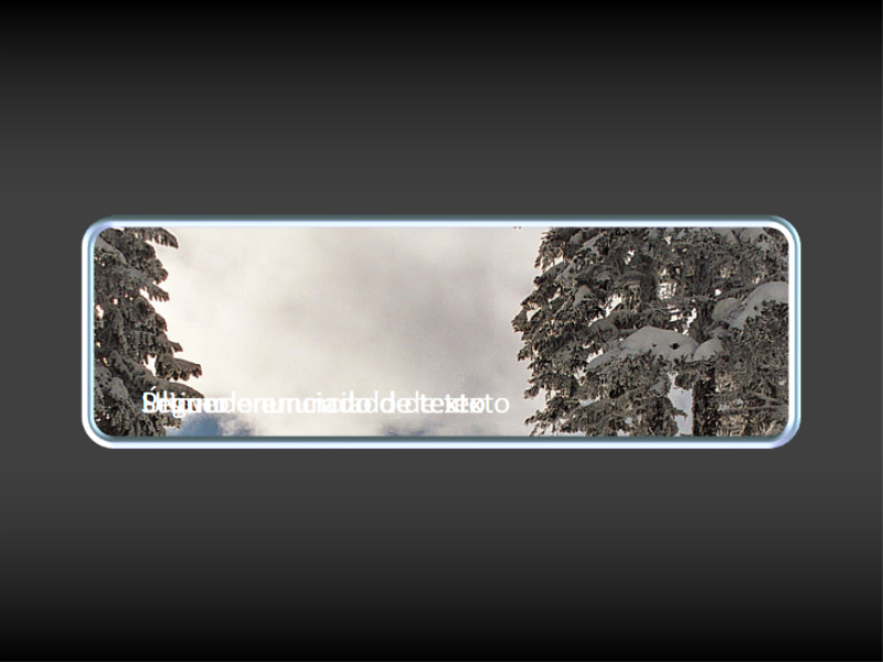 Imagen animada panorámica con títulos atenuados