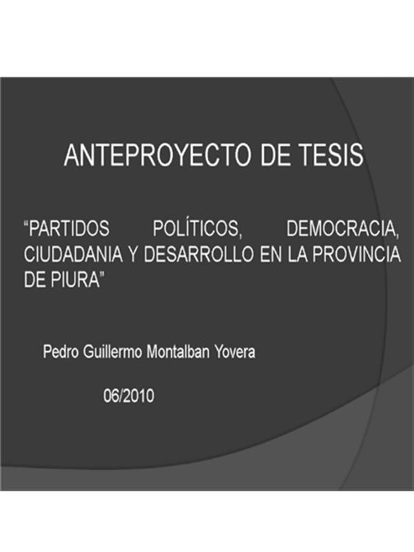 EDRO PROYECTO DE TESIS