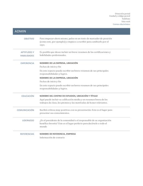 Currículum atemporal