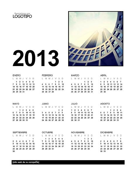 Calendario (L-D)