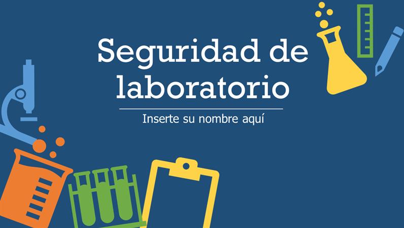 Seguridad de laboratorio