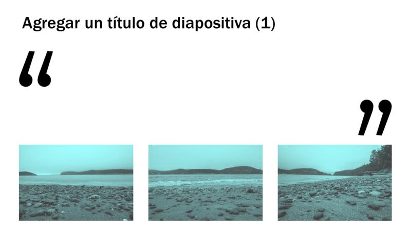 Lea y seleccione las diapositivas de bifurcación