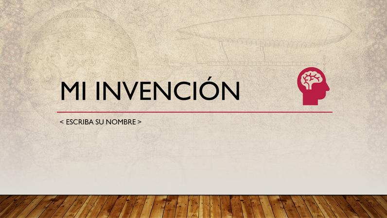 Presentación sobre mi invención