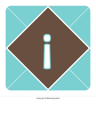 Pancarta de bienvenida al recién nacido