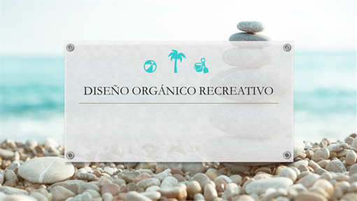 Diseño Orgánico recreativo