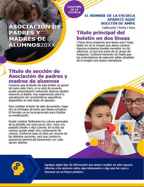 Boletín de AMPA