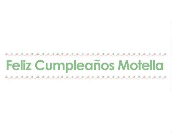Feliz cumpleaños, (nombre) pancarta