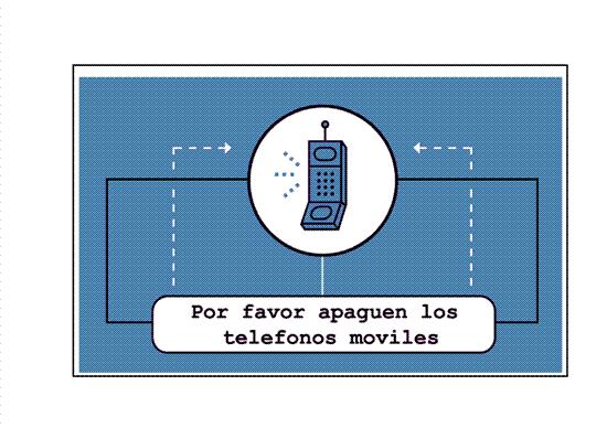Nota de aviso de llamada a teléfono móvil