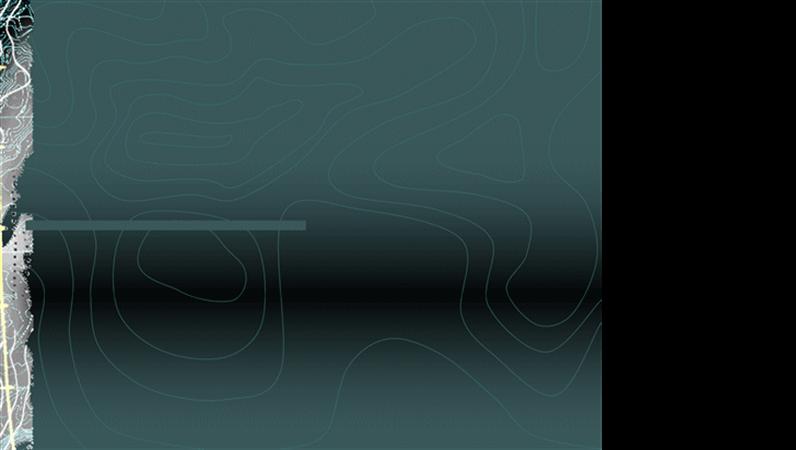 Plantilla de diseño Topografía