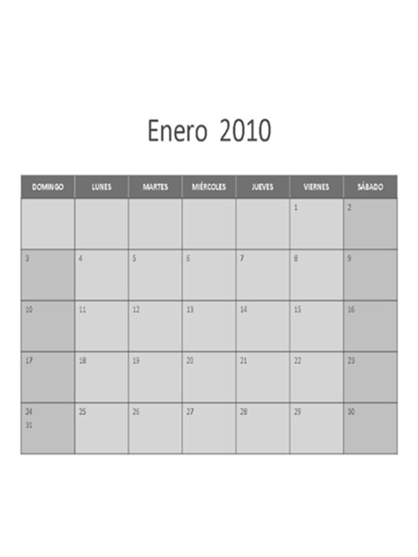 calendario sao