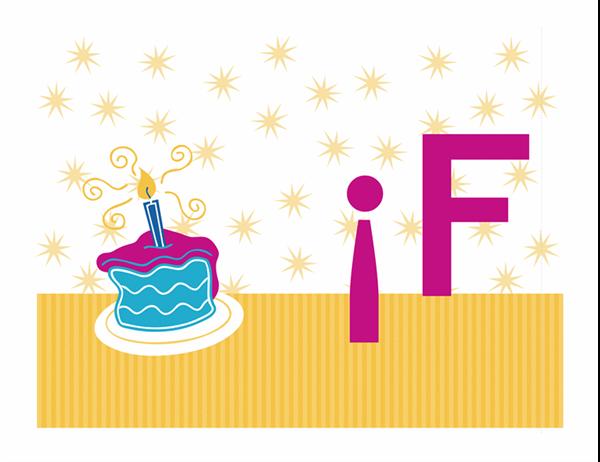 Pancarta de feliz cumpleaños