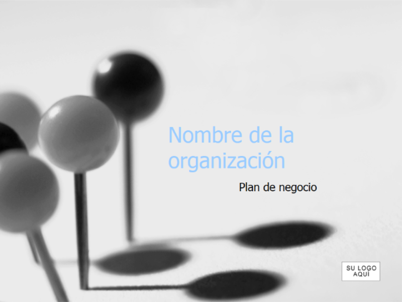 Presentación de plan empresarial