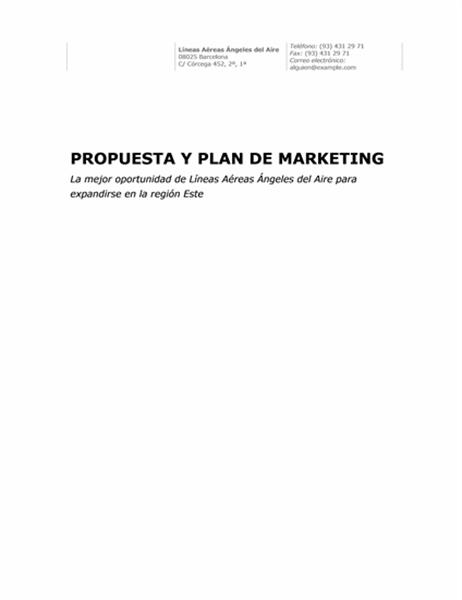 Informe empresarial (tema Profesional)