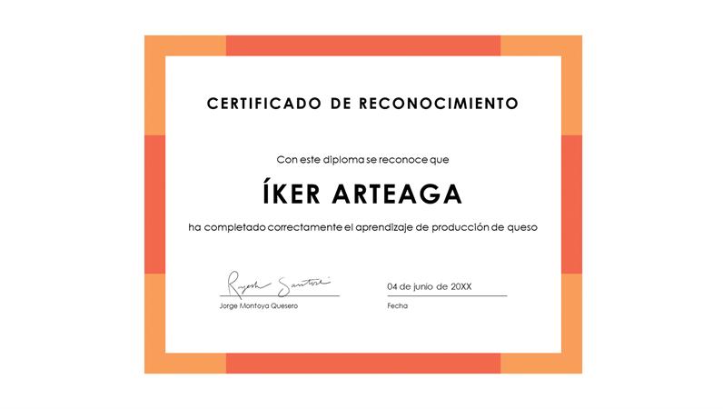 Certificados - Office.com