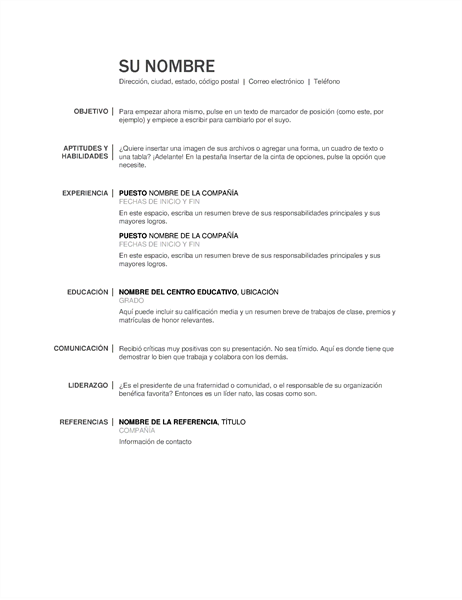 Currículum funcional
