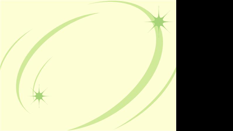 Plantilla de diseño de órbita