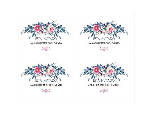 Invitaciones Office Com