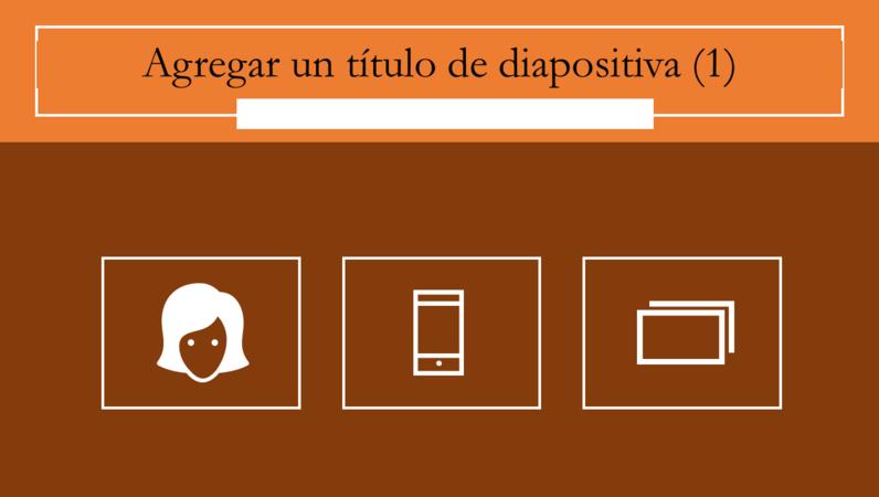 Diapositivas animadas con infografías