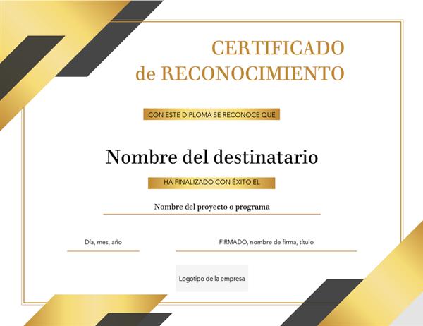 Diploma formal
