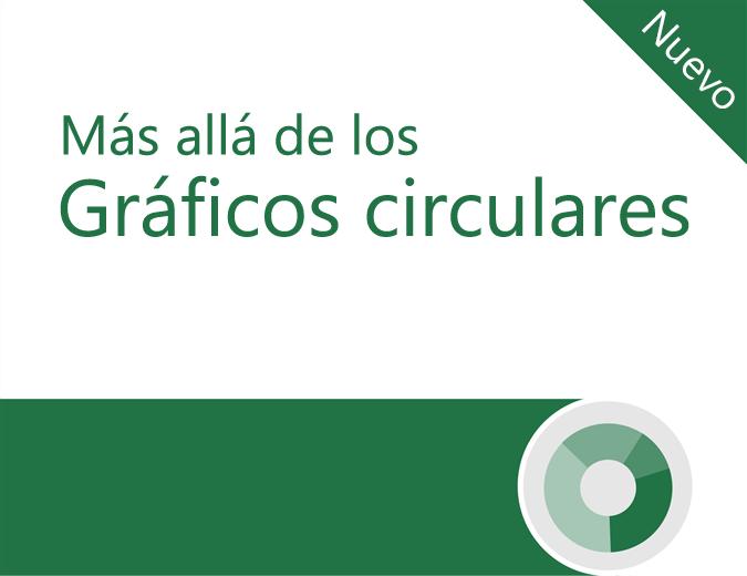 Más allá del tutorial de gráficos circulares
