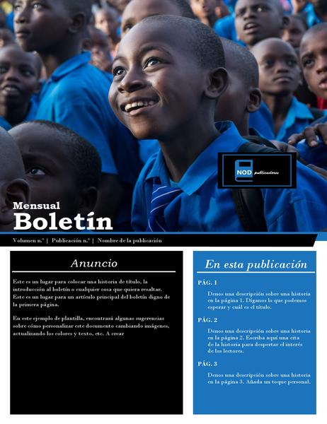 Boletín de ONG