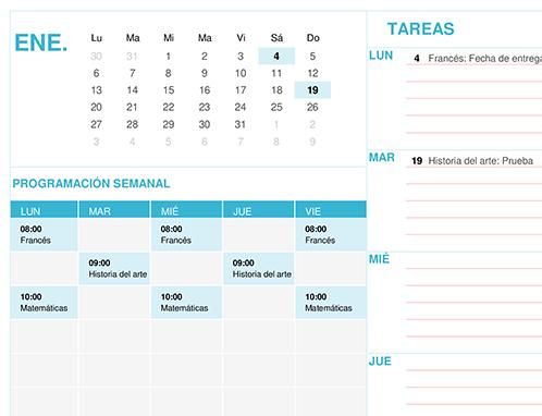 Calendario escolar (lun.)