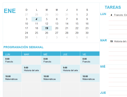 calendarios office com