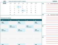 Calendario escolar (Lun)